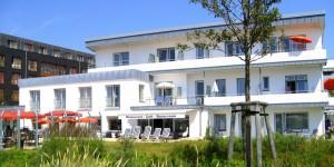 St. Peter-Ording Hotel: Aussenansicht Hotel Fernsicht